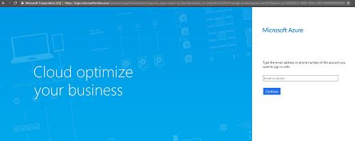 How to create Virtual machine on Azure New Portal